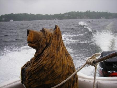 bearinboat